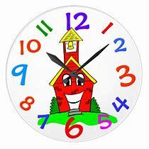 Image result for school clock