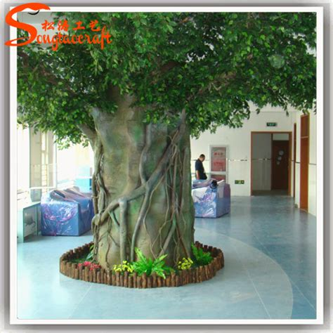 make cheap artificial trees life size artificial fake