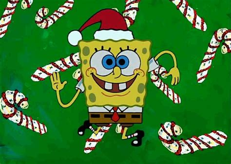 spongebob christmas 1 spongebob squarepants photo