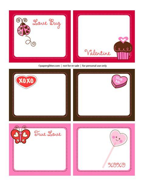 Printable Labels Valentines | valentine labels jpg