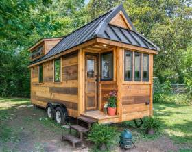 The New Small House by Cedar Mountain Tiny House Swoon