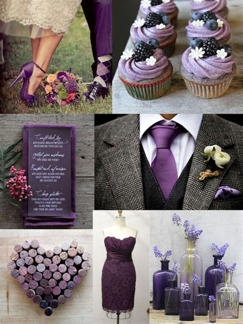 Best 25  Grey purple wedding ideas on Pinterest   Lavender