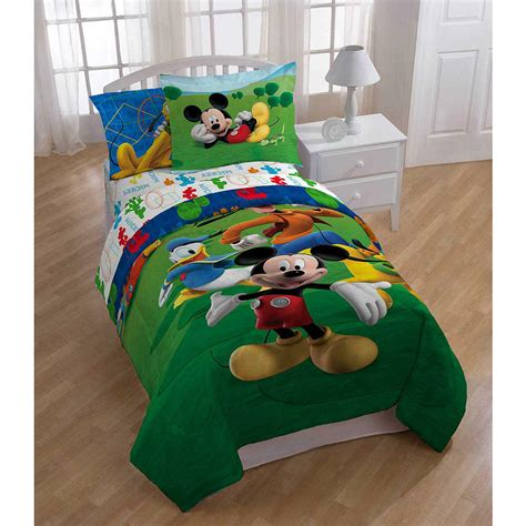 Mickey Mouse Bed In A Bag by Boys Mickey Mouse Comforter Set Bed In A Bag 2