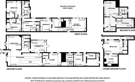 arundel castle floor plan 6 bedroom house for sale in high street arundel bn18