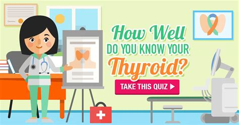How Well Do You Your by How Well Do You Your Thyroid Quizly