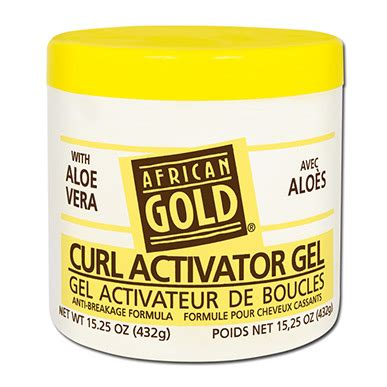 curl activator gel on natural afro african gold ethnic hair products j strickland company