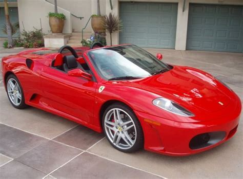 how to learn everything about cars 2006 ferrari 612 scaglietti security system 2006 used ferrari 430 spider at sports car company inc serving la jolla iid 2724319
