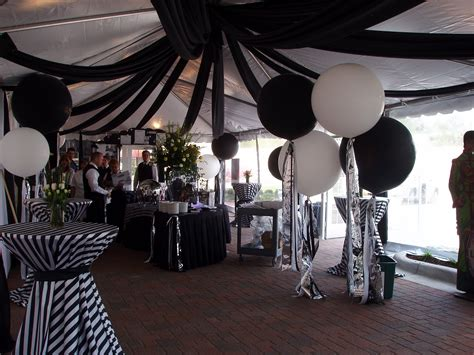 black and white themes and decor black and white decor wedding table decorations and