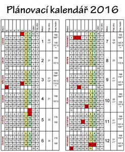 Planovaci Kalendar 2018 Pl 225 Novac 237 Kalend 225 ř 2016 Ke Stažen 237 Pdf Word Doc