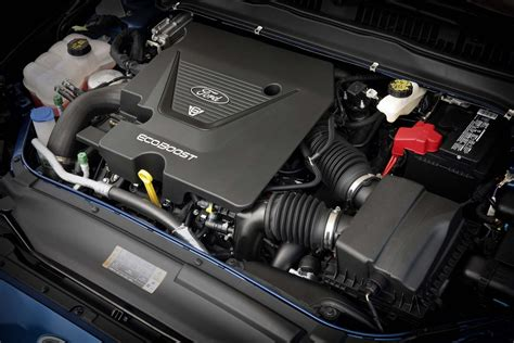 Ford Engine by 2017 Ford Fusion V 6 Sport Drive Motor Trend
