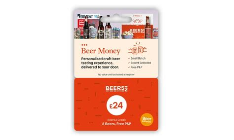 How To Take Money Off A Gift Card - beer money gift card groupon goods