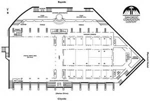 San Diego Convention Center Floor Plan by About The 1999 Tms Annual Meeting