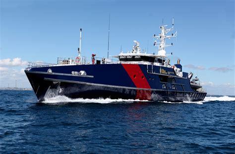 australian border force boats austal delivers eighth cape class patrol boat austal