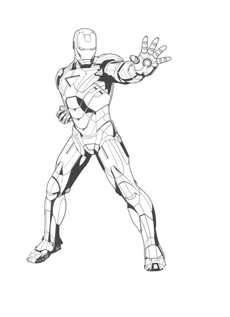 iron man coloring pages games free printable iron man coloring pages for kids best