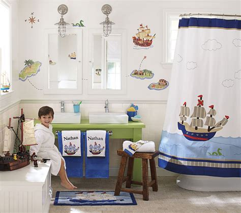 boys bathroom themes 10 cute kids bathroom decorating ideas digsdigs