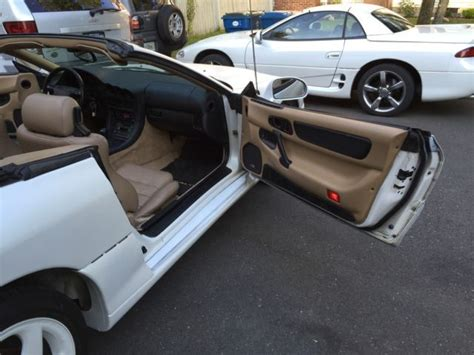 automotive air conditioning repair 1996 dodge stealth security system ja3aw75k4ty800441 1996 3000gt spyder vr4 with dodge stealth r t tt body panels one of one