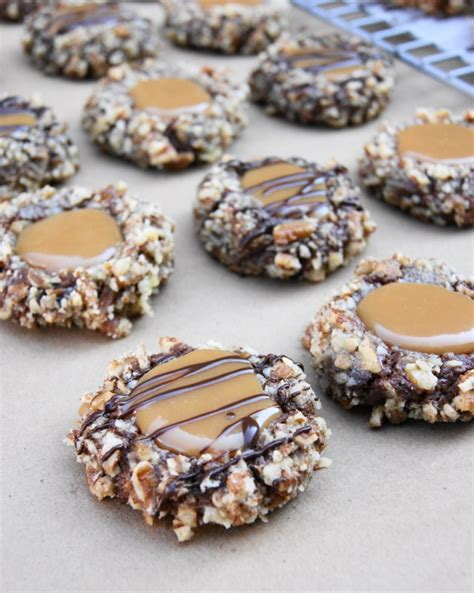 Delcious Yam Cookies insanely delicious turtle cookies the kitchen is my