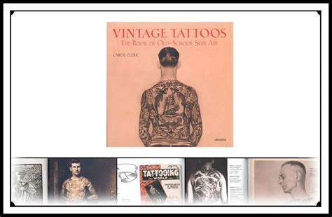 bicknee tattoo vintage book clipart library