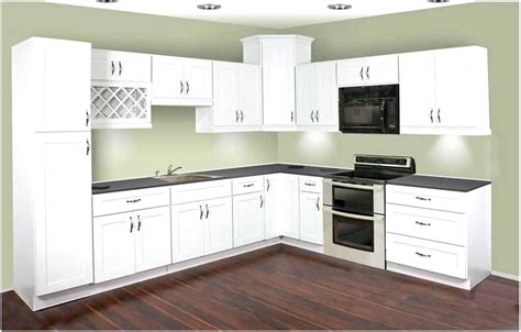 Economical Kitchen Cabinets by Cheap White Kitchen Cabinets Akomunn