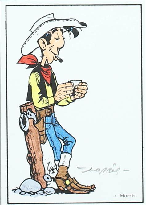 Lucky Luke 07 199 a roule lucky luke par morris bande dessin 233 e 07