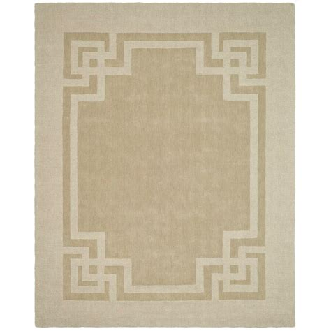 martha stewart kitchen rugs martha stewart living deco frame turkey 9 ft x 12 ft area rug msr4614a 9 the home depot