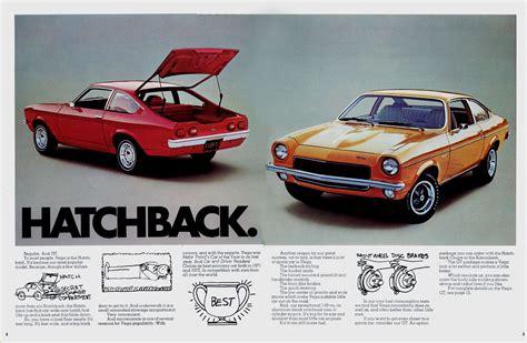 1973 chevy vega auto brochures