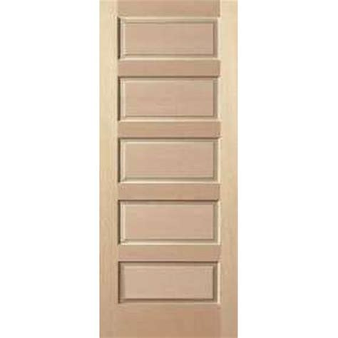 5 Panel Interior Door Interior Doors 5 Panel Interior Door
