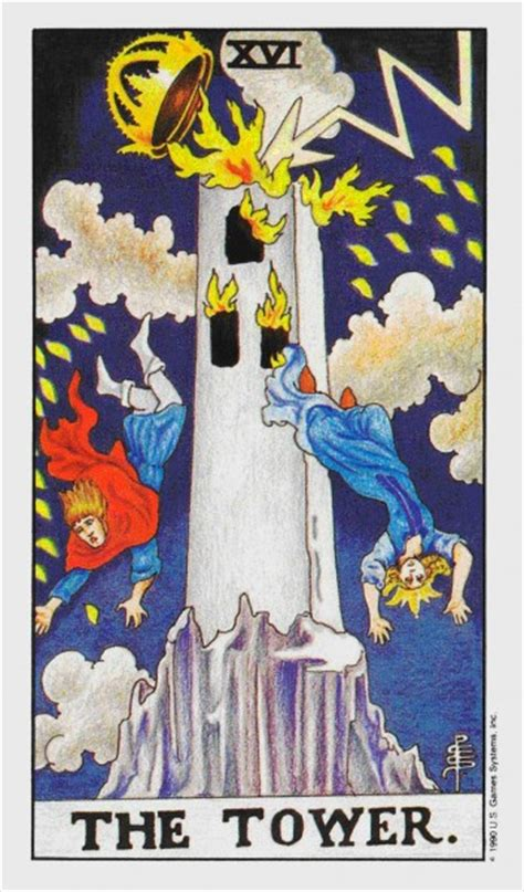 %name tarot cards online   Cards of the Day  Tower and 7 of Swords   Learn Tarot Online with Amanda Goldston
