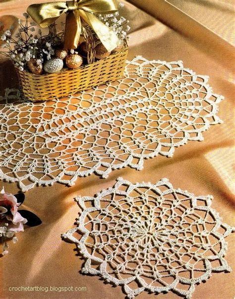 doilies images  pinterest place mats crochet