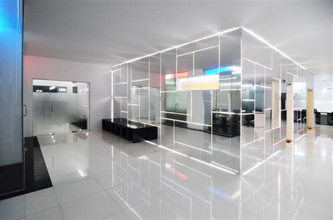 technology office decor genesis technology group s mirrored dhaka office office