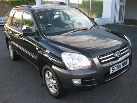 Kia For Sale Uk Used 2005 Kia Sportage 4x4 Black Edition 2 0 Xe 5dr Petrol