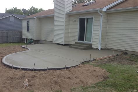 Cement For Patio by Concrete Patios Truecrete