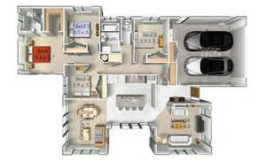 Best 4 Bedroom House Plans 3 4 Bedroom House Plans House Design Ideas