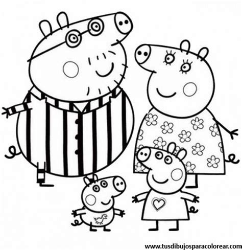 peppa pig winter coloring pages 71 best peppa pig images on pinterest coloring book