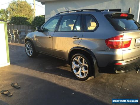 electronic stability control 2007 bmw x5 seat position control bmw x5 for sale in australia