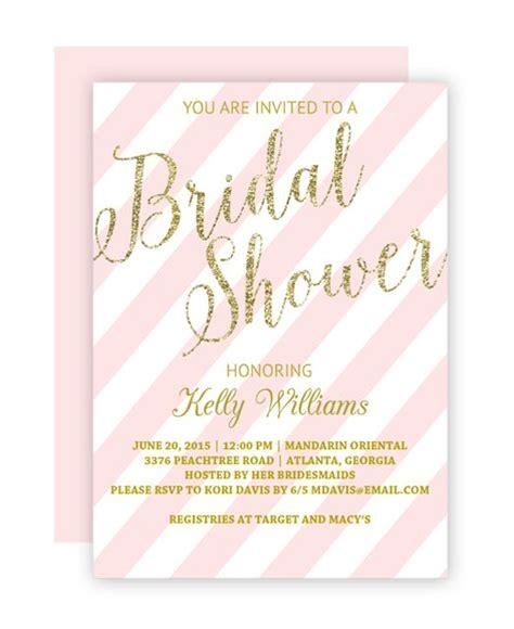 fresh wedding shower invitation templates for microsoft