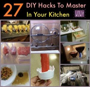 80 mind blowing kitchen hacks that will rock your world 73 kitchen hacks to save time get organized stay sane