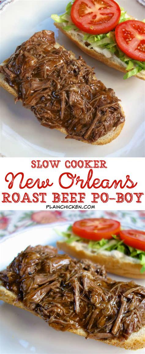 Rice Cooker R5 new orleans roast beef po boy plain chicken