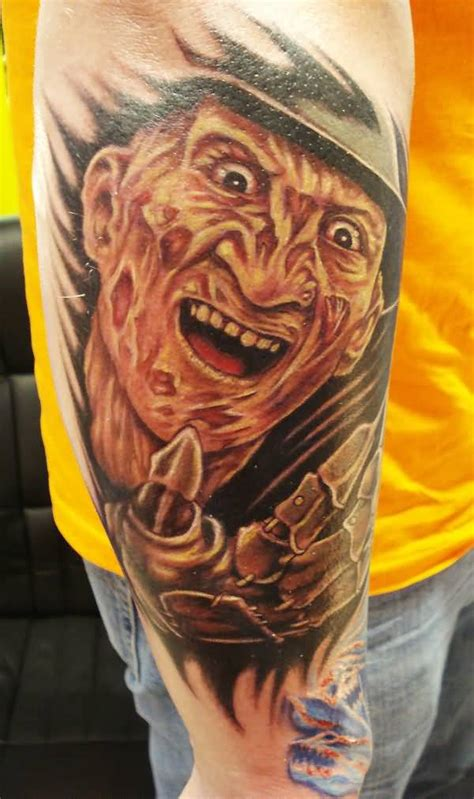 crazy cool tattoo designs horror ideas and horror designs