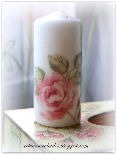 tutorial decoupage en velas 220 mejores im 225 genes sobre velas decoradas en pinterest