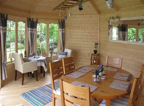 Gartenhaus Einrichtung Ideen by 3 Inspirierende Einrichtungsideen F 252 R Ihr Gartenhaus