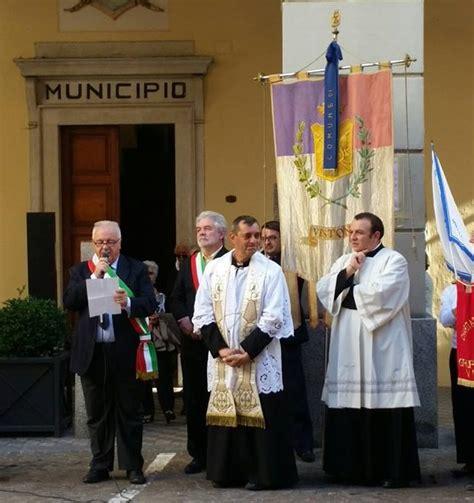 ingresso nuovo parroco lavenone vestone benvenuto al nuovo parroco