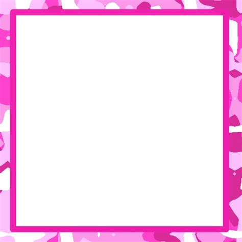 complementary of pink 6 best images of pink camouflage border clip art pink