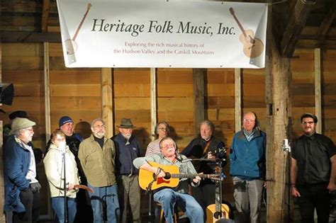 A Place Heritage Singers 18th Century Barn At Kiersted House A Happening Place Saugerties Times