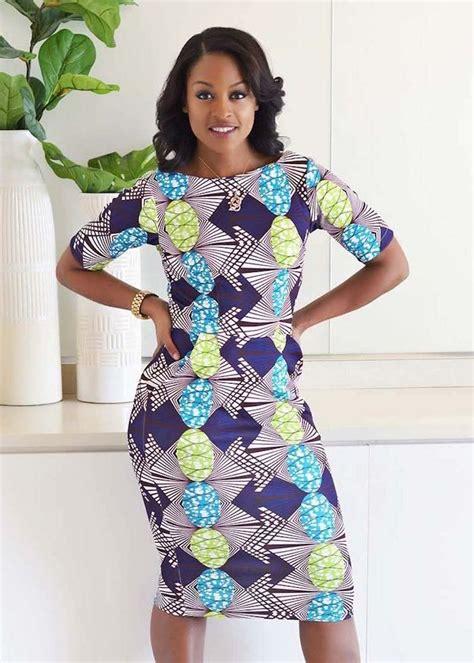 Robe Africaine Chic 2018 - robe africaine chic