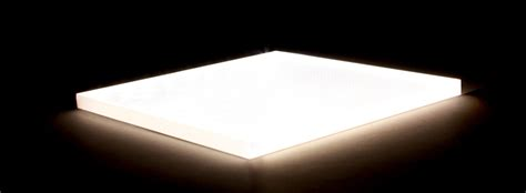 led light panels for backlighting dulay seymour gives applelec a glowing transformation
