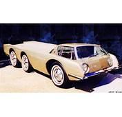 Studebaker Avanti  Avantipede Concept Automobiles