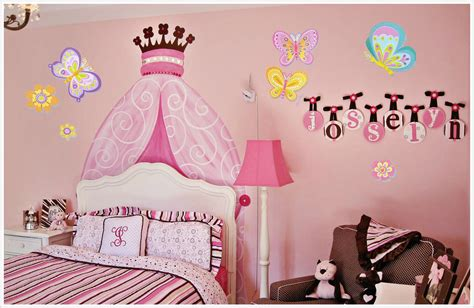 wall stickers for girl bedrooms adorable wall stickers for girl bedrooms atzine com