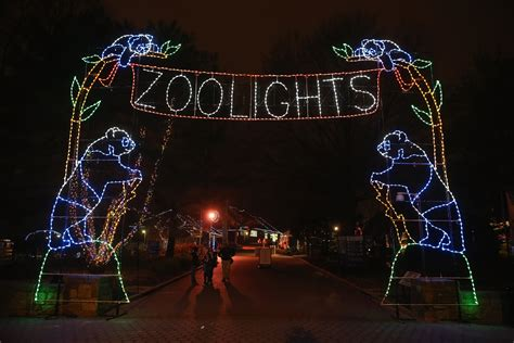 Dates For National Zoo S Zoolights Display Announced Wtop Zoo Lights National Zoo