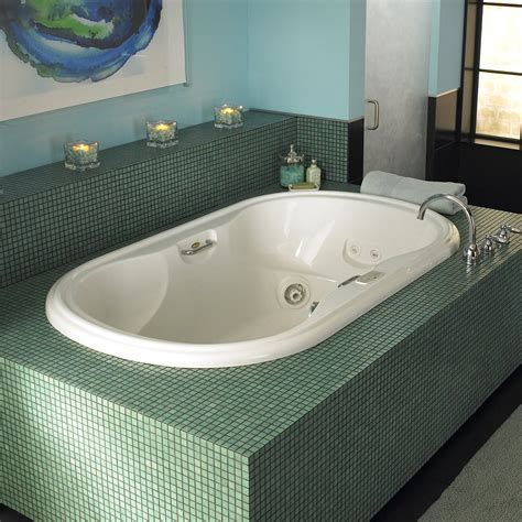 drop in whirlpool bathtubs jacuzzi whirlpool dy609 venicia salon spa drop in tub